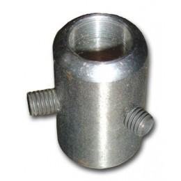 Olive cable acier