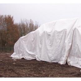 Bâche de protection 250 gr/m² 6x8