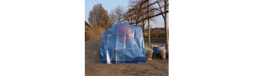Bâche armée 220 gr/m²